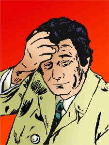 Detectives - uit een grijs verleden: Columbo